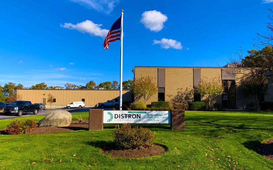 Distron Announces $1 Million Commitment for Corporate Headquarters Renovation