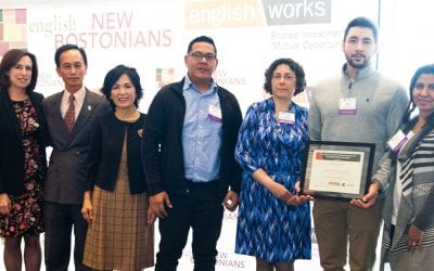 Distron Corporation Recognized by State Officials and ENB for English Classes in the Workplace